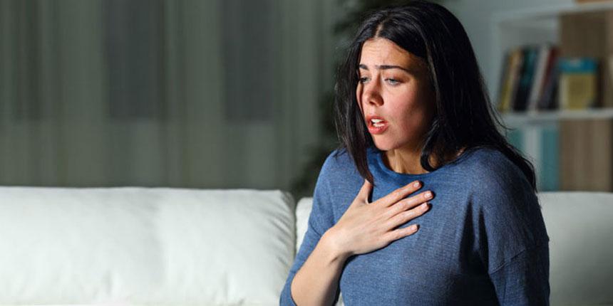 Pánik, szívdobogás és emésztési panaszok